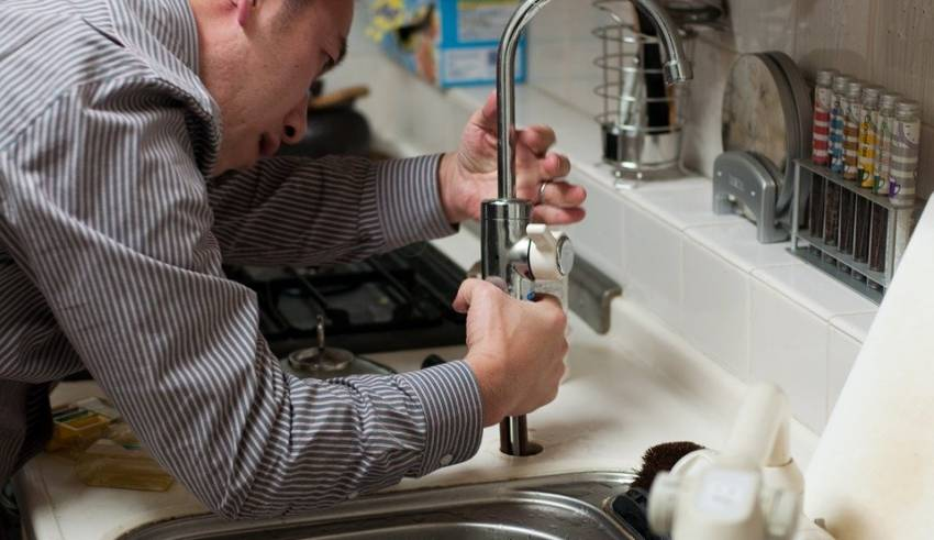 How to Repair a Leak Under the Sink