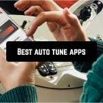 auto-tune app