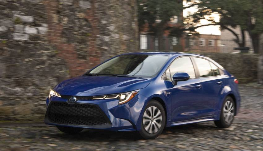 2021 Toyota Corolla | Greater Than Ever