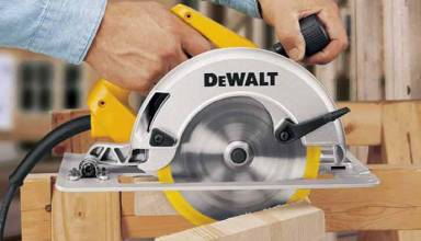 Different types of Hand and Powered Saws