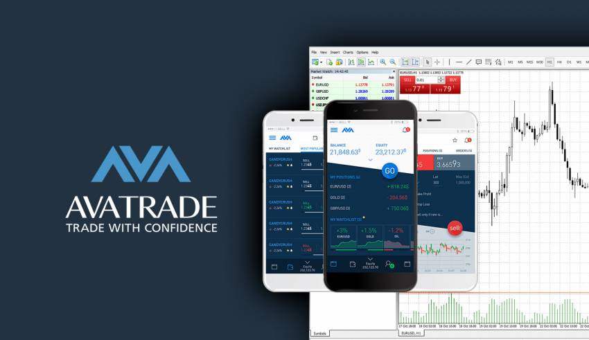 Why AvaTrade is an innovative app for visionary traders