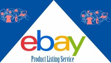 ebay listing services
