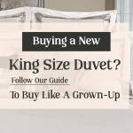 New King Size Duvet