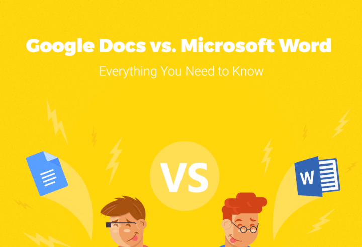 Microsoft Word vs. Google Docs