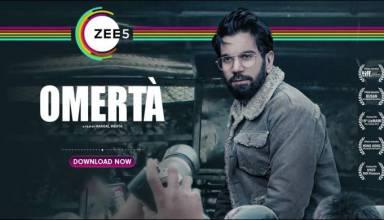 Omerta Movie On Zee5
