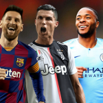 Top Ten Highest-Paid Footballers