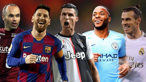 Top Ten Highest-Paid Footballers