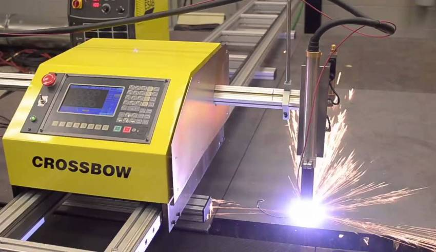 What is a CNC plasma cutter