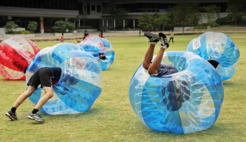 When We Are Finally Out The Other Side Of Restrictions, You Should Consider Bubble Soccer For Team Building, Exercise, And Social Activities Etc.