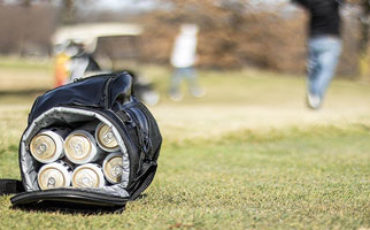 Coolers Made Specifically to Attach to Your Golf Bag to Keep Beer Cold