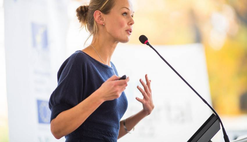 How To Be A Great Business Speaker
