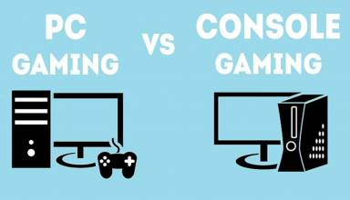 PC Gaming Vs. Console Gaming