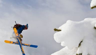Snow Happy! Epic Snowboard Parks to Work Your Sick Tricks