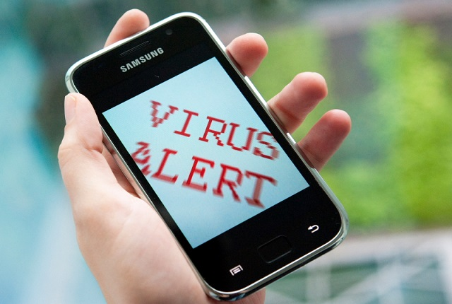 Big problem virus for android device