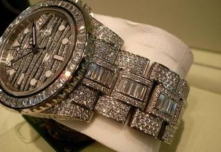 Luxury Watches For The Person Who Needs Expensive Bling