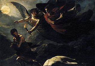 Nemesis - Greek Goddess Of Retribution & Indignation