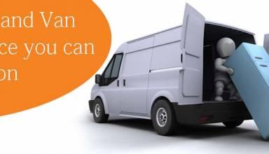 Van Removals Services