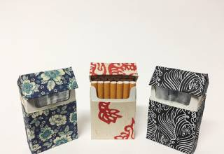 Cigarette boxes keep tobacco fresh during shipping.