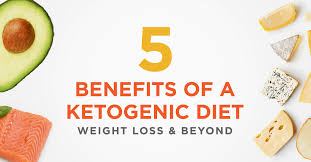 5 Benefits Of The Keto Diet