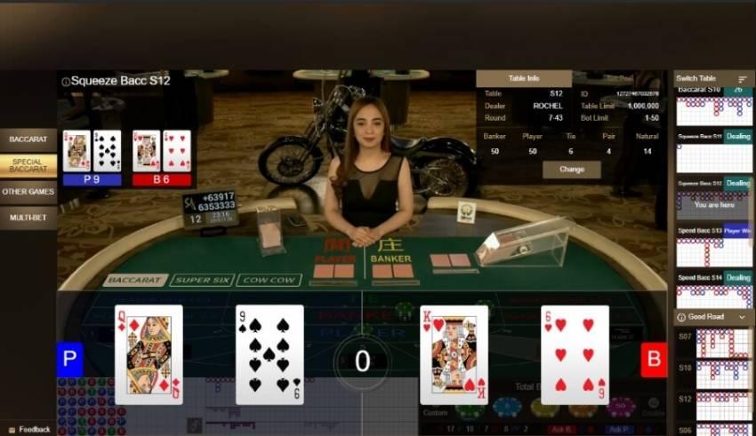Best Baccarat Casino In Thailand