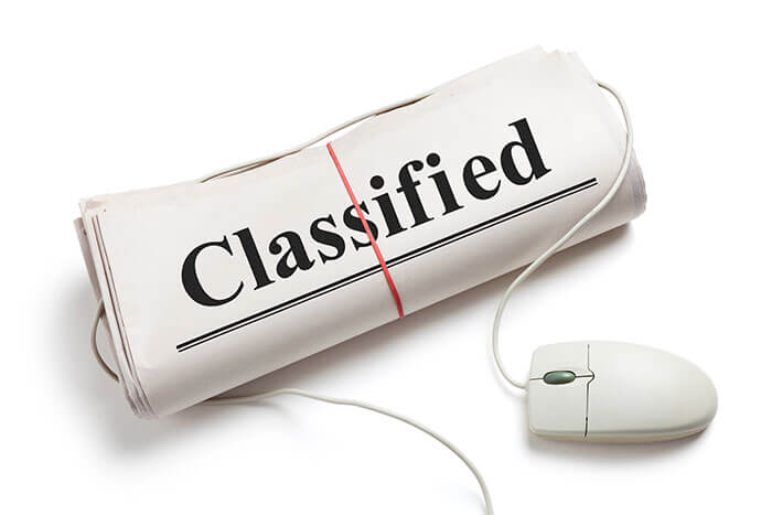 Everything to know about online classified ads