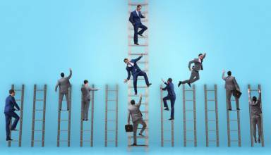The Sacrifices You Make When Climbing the Career Ladder