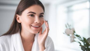 Morning habits for making skin healthy
