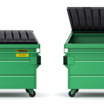 A Guide for Commercial Dumpster Rental Service