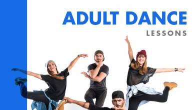 adult dance lesson