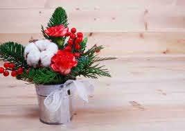 Best Floral Arrangements For Christmas