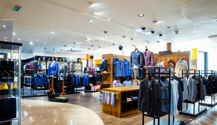 Five Important Principles of a great retail interior design
