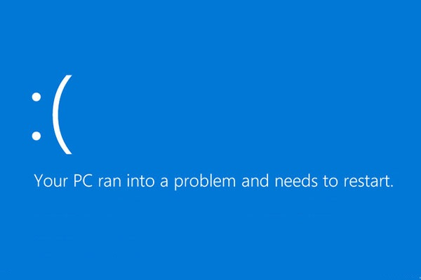 How to Fix 'Your PC ran into a problem and needs to restart'?