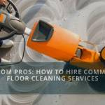 Commercial Floor Cleaning Services