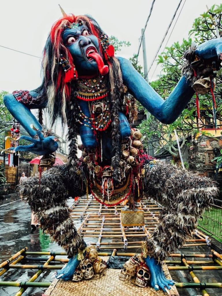 Ogoh Ogoh parade