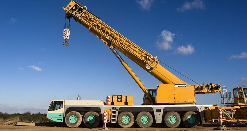 hire a crane