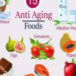 Anti-Aging Foods to Keep You Looking and Feeling Youthful