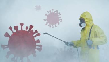 BioHazard Cleanup During Covid19