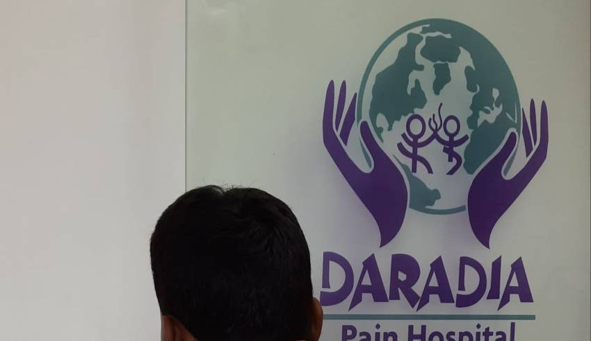 DARADIA PAIN CLINIC FOR HEADACHE TREATMENT