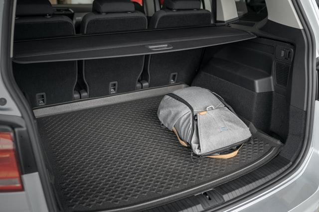 How to organize your car trunk