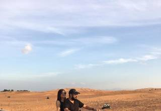 Dubai desert safari, as adventurous