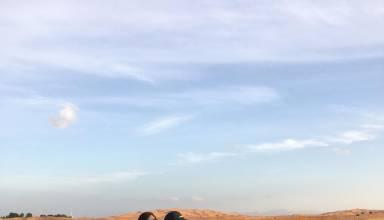 Dubai desert safari, as adventurous