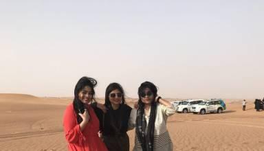 Dubai desert safari – a home for a beautiful memory
