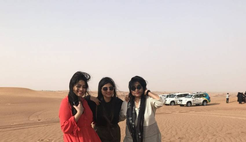 Dubai desert safari – a home for a beautiful memory