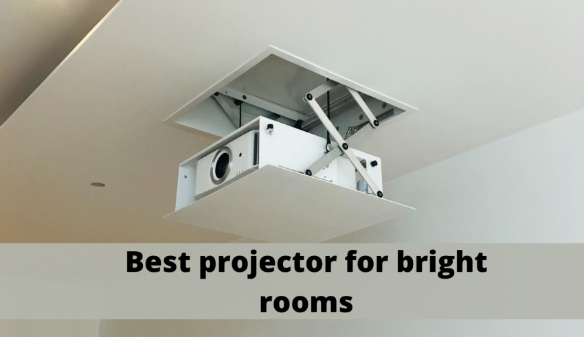 Mini Projectors   Best projector for bright rooms