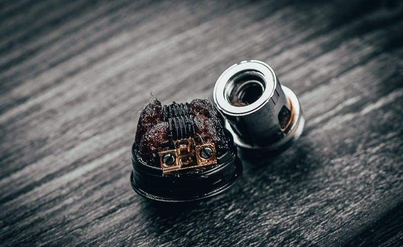 Reuse an E-Cigarette Coil