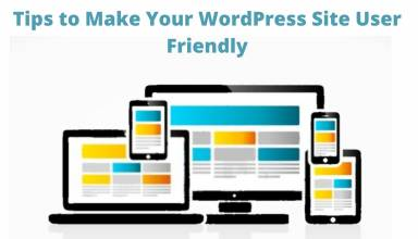Tips to Make Your WordPress Site User Friendly (1)