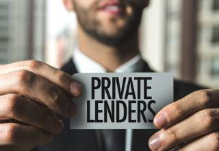 What is private lending?