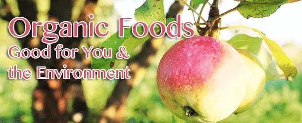 organic foods better for environment