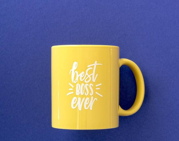 SAY BYE-BYE TO PLAIN AND SIMPLE LOOKING MUGS