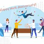Celebrate Employee Service Anniversaries